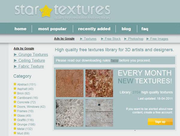 商用利用無料で利用できるテクスチャがすぐ見つかるサイト8