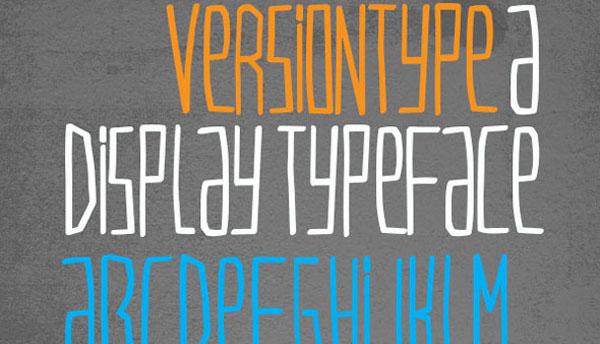 デザインを華やかにする無料の英語/欧文デザインフォント30