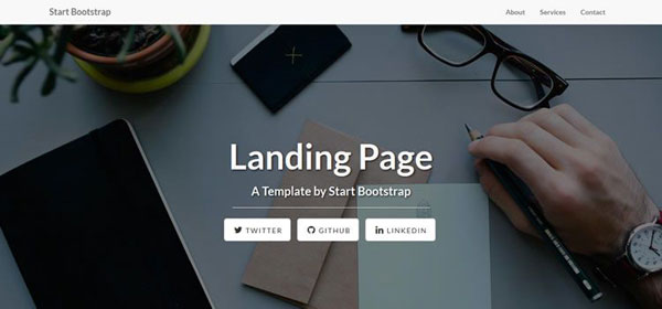 使える!2015年時点で最高の無料HTMLフリーテンプレート50