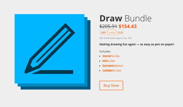 Illustratorの生産性が劇的に向上する「Astute Graphics」のプラグインがセールを開始!