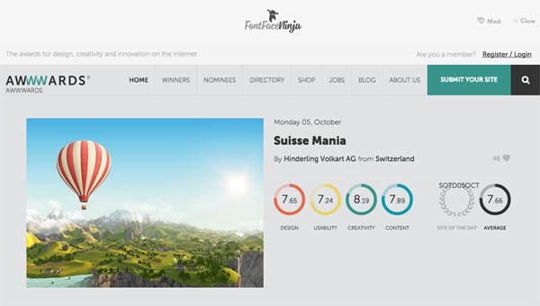 フォントの検証に最適!WEBサイトのフォント情報、サイズなどを解析できる機能拡張「Fontface Ninja」