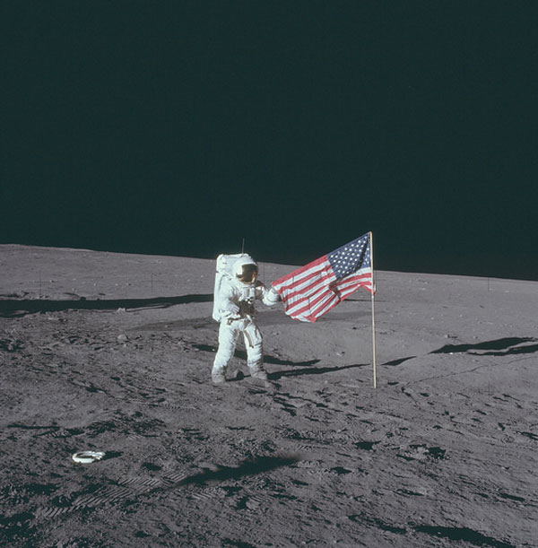 アポロ計画の無料画像1万点以上がFlickrに「Project Apollo Archive's albums」