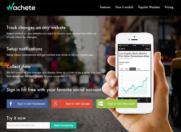 気になるサイトのモニタリング&変更箇所を知らせてくれる無料ツール6