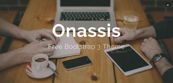 ハイクオリティーなのに全部無料!現場で使えるBootstrap3用テンプレート39