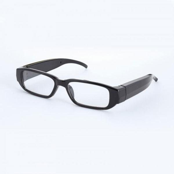 カメラのレンズ穴がない動画・写真撮影機能付きメガネがすごい!
