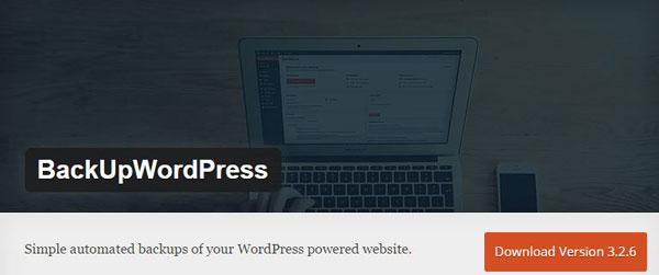おすすめはコレだ!WordPressのバックアップ用プラグインベスト5