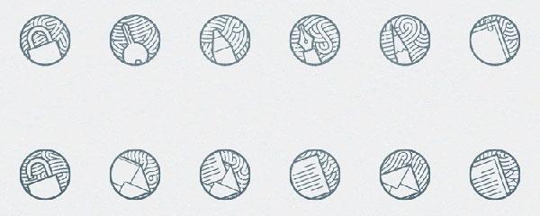 おしゃれなアイコンがいっぱい! おすすめのフリーアイコンセット50(2015年版)