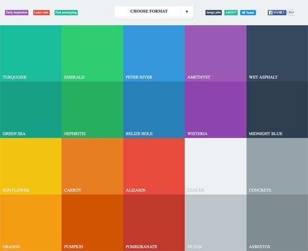 デザイナー必携!現場でトレンドとなっているカラーのPhotoshop&Illustrator用カラースウォッチ