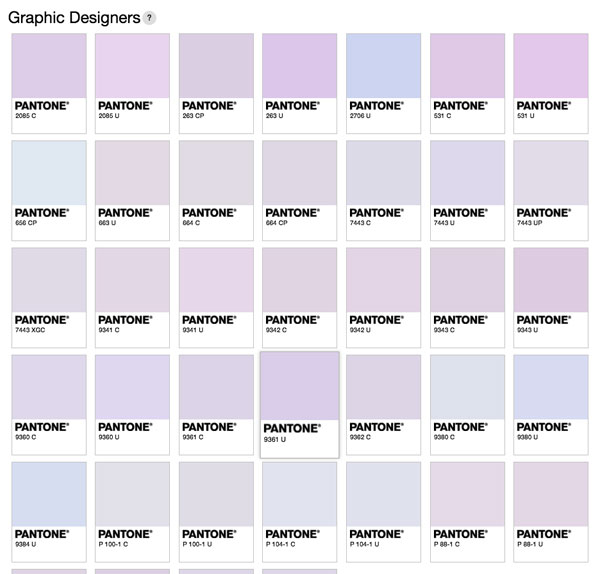 PANTONEカラー検索・変換の決定版ツール「Find a PANTONE Color」でRBG、CMYK、HEX変換が一瞬になった