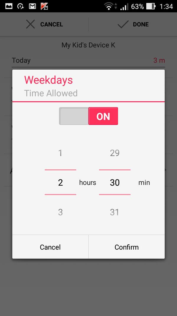 子どものスマホ依存・使いすぎ防止に最強の無料アプリ「Dinner Time Plus」が激しくオススメ!