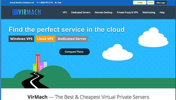 月額約400円でWindowsリモートデスクトップが使えるVirmach:MT4もサクサク