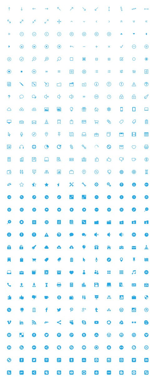 360-elegant-icons
