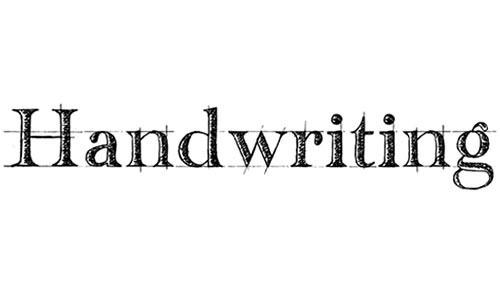 4-four-handwriting