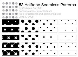 52_Halftone_Patterns_by_Faeriedreamer