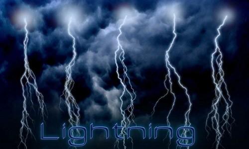 8-Lightning