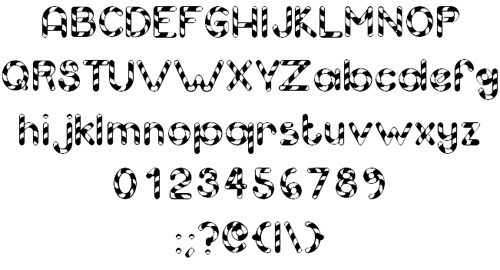 Candy-Cane-font-