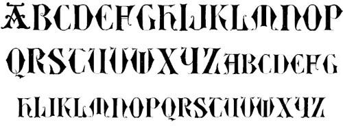 EasyLombardic-Two-font