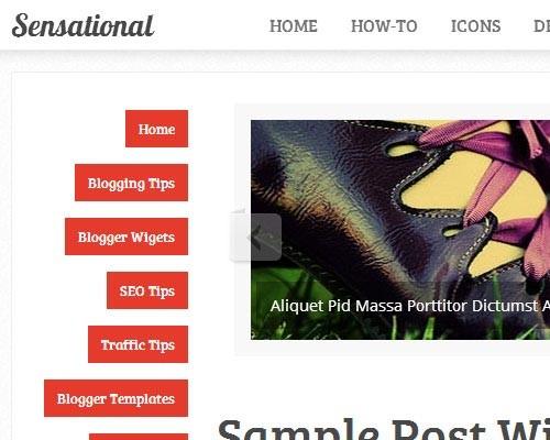 Sensational-Blogger-Template