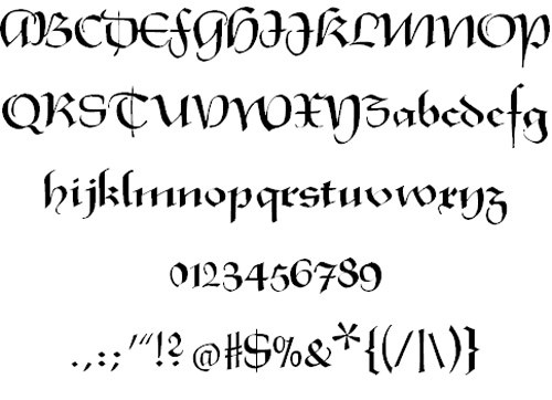 XmasTerpiece-font-