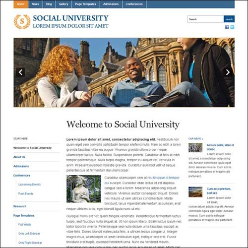 academica.free.wordpress.theme