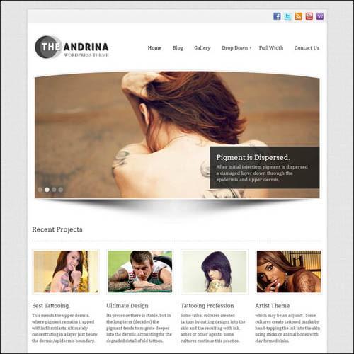 andrina-theme