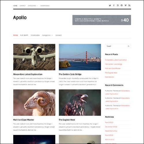 apollo.free.wordpress.theme