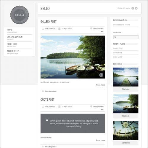 bello-a-free-wordpress-theme