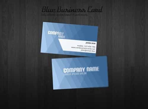 blue-business-card
