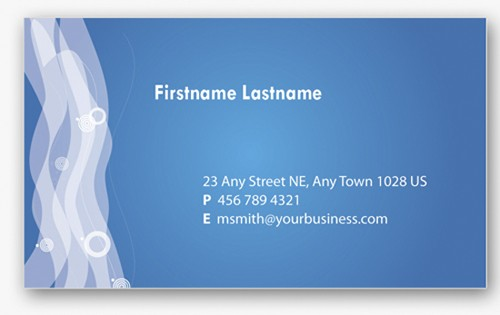 blue-personal-business-card
