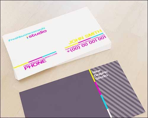 business-card-for-design-studio
