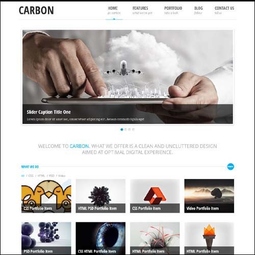 carbon-light-business-responsive-wordpress-theme