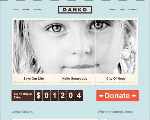 danko-free-charity-wordpress-theme