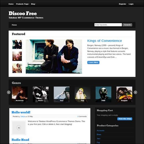 disco-lite-wordpress-ecommerce-themes