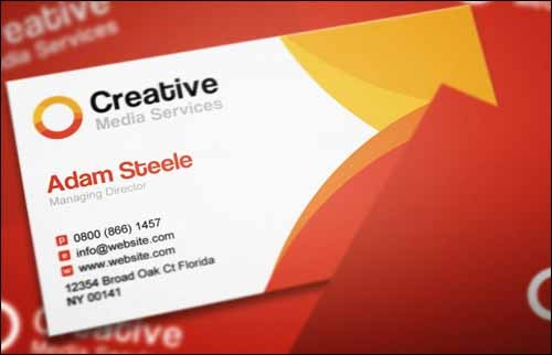 free-psd-creative-media-business-cards-in-2-colors