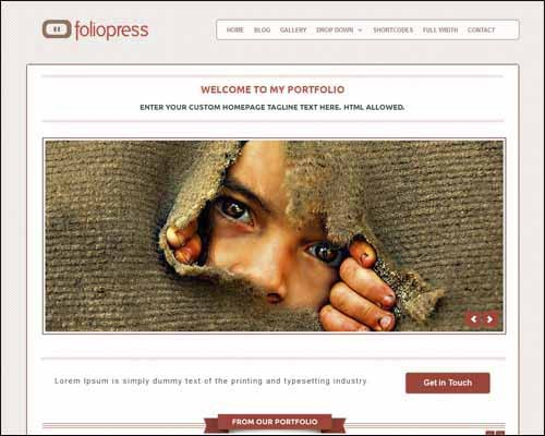 free-wordpress-theme-foliopress
