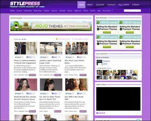 free-wordpress-theme-stylepress