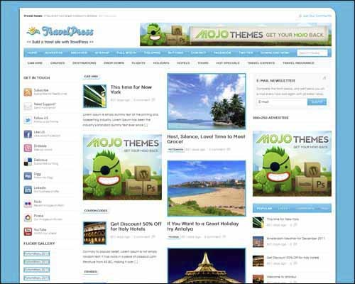 free-wordpress-theme-travelpress