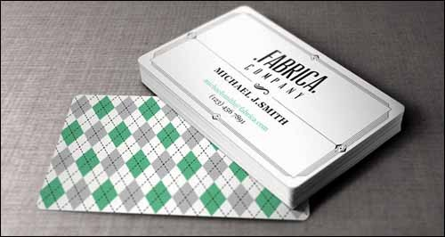 freebusinesscardtemplates-retro