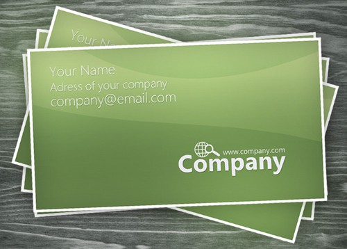greenbusinesscard
