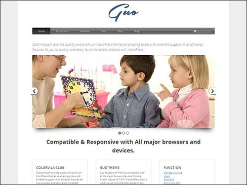 guo.wordpress.theme