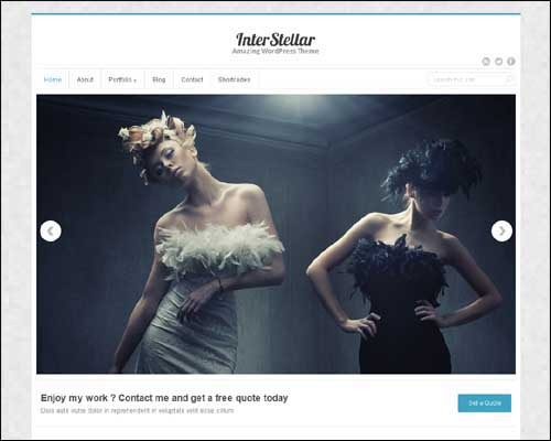 interstellar-free-wordpress-theme