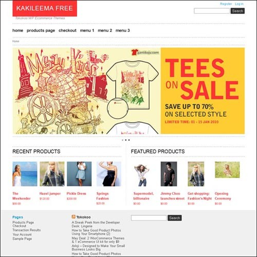 kakileema-lite-wordpress-ecommerce-theme