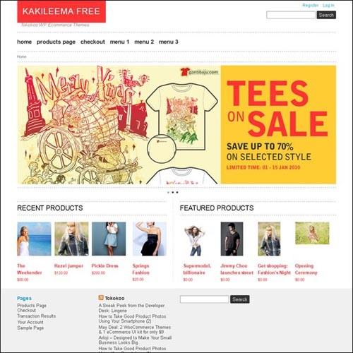 kakileema-lite-wordpress-ecommerce-theme