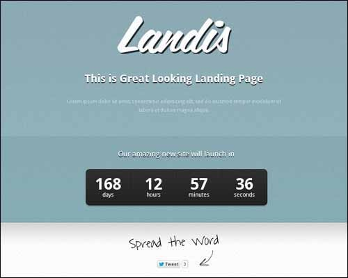 landis-wordpress-theme