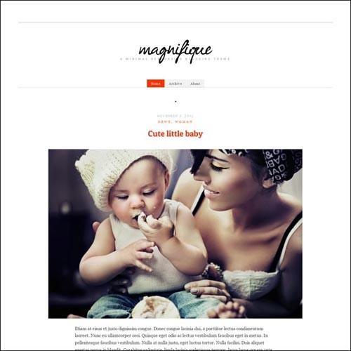magnifique.wordpress.theme