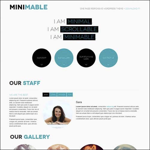 minimable.free.wordpress.scrollable.wp.theme