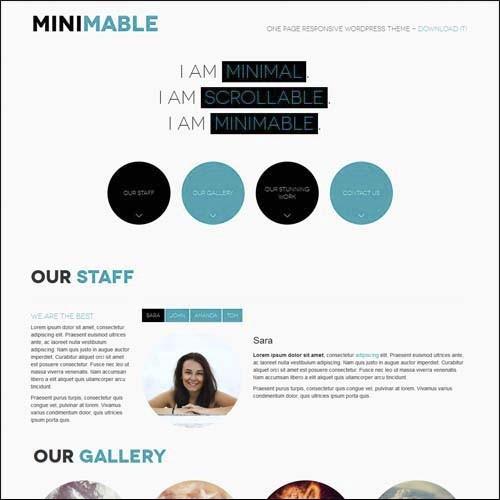 minimable.free.wordpress.scrollable.wp.theme