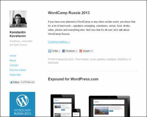 publish-free-wordpress-minimal-simple-personal-blog-portfolio-wp-theme-download-free