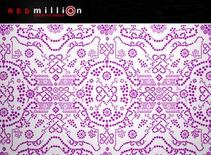 red-million-dottet-pattern