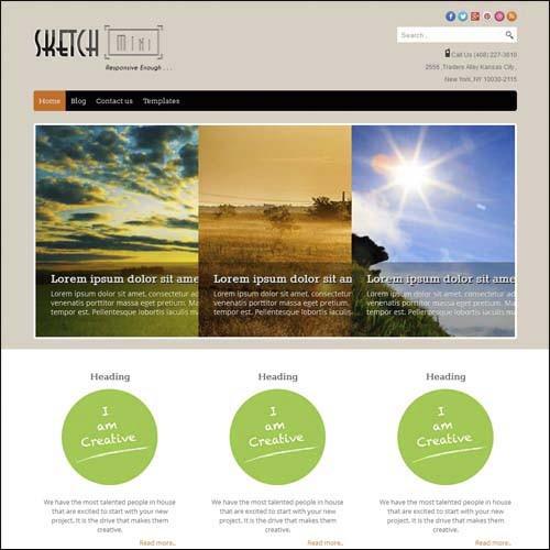 sketchmini-free-wordpress-theme